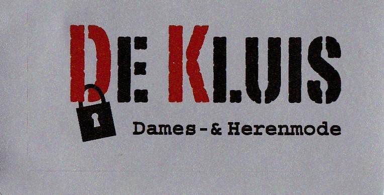 De Kluis dames & herenmode Logo