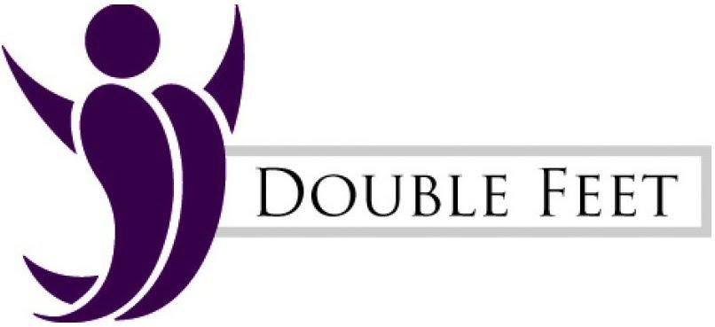 Double Feet Logo