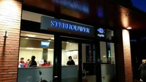 Vishandel Steenhouwer  Winkelcentrum de Stoof   H.I. Ambacht
